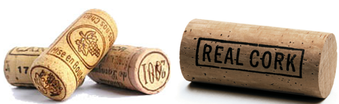 Пробка для вина пластиковая
