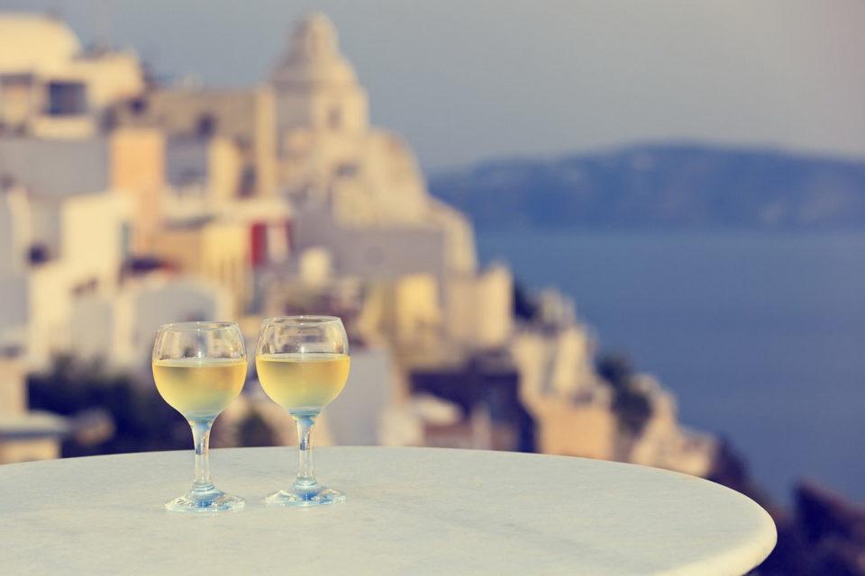 Вино со смолой