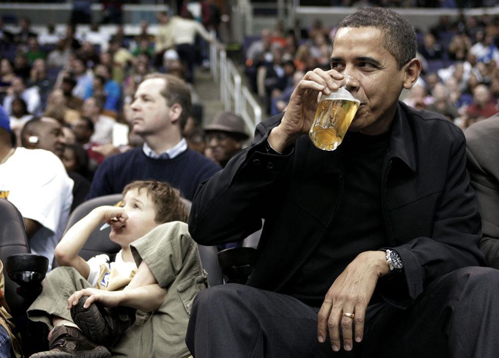 Алкоголь и политики