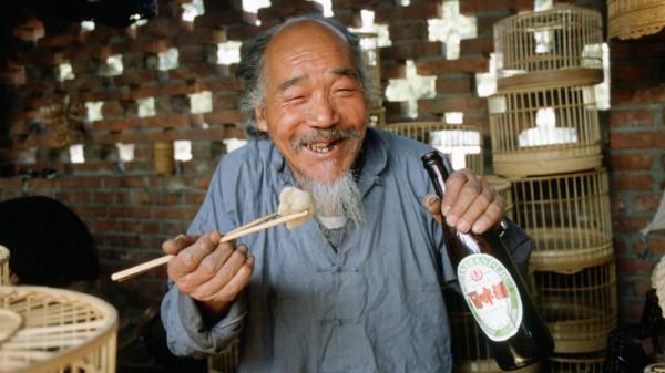 алкоголь и китайцы