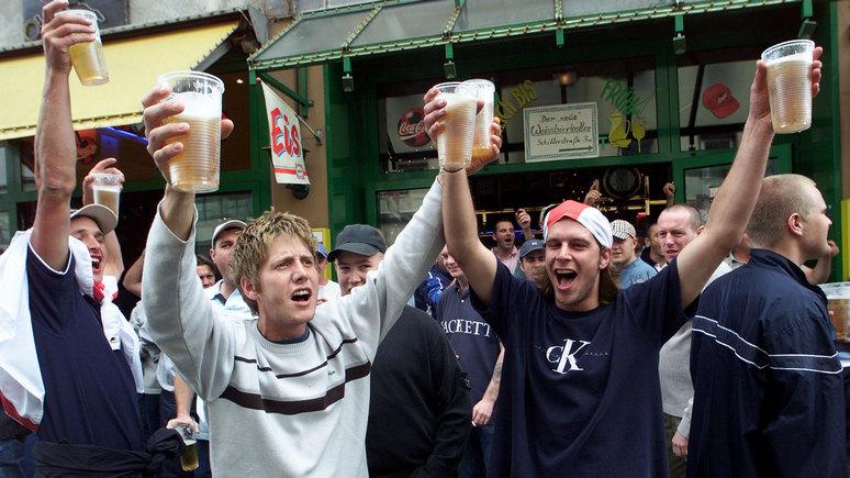 алкоголь и британцы