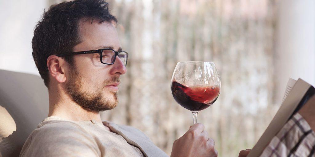 слезы вина