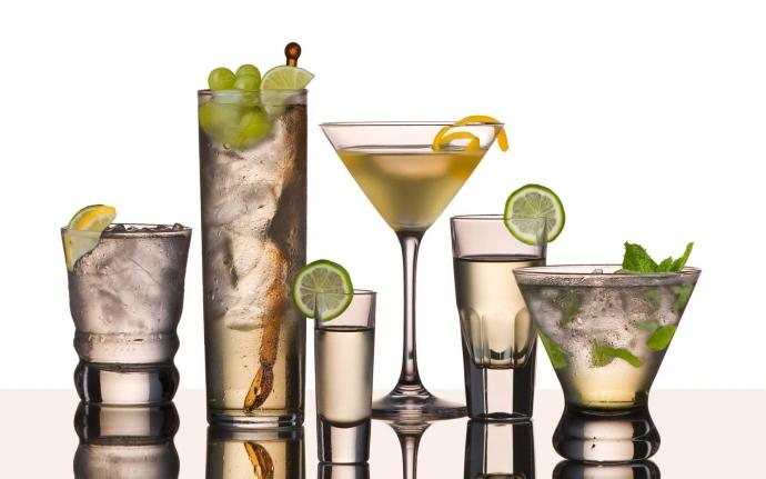 Способы приготовления коктейлей