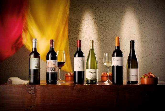 Коллекция столовых вин