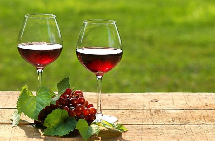 Настоящее вино продается только в специализированных магазинах