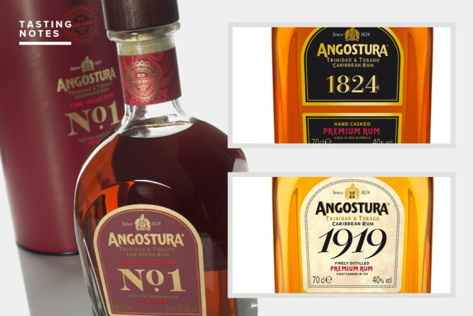 Ром House of Angostura