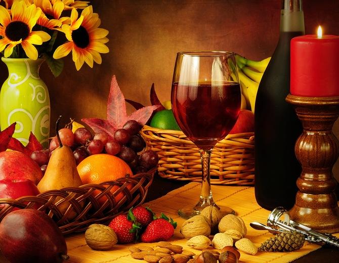 Вино осени