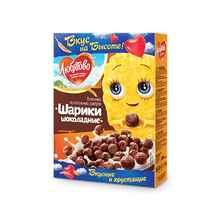 Шарики шоколадные «Любятово» 250 гр.