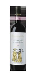 Вино красное сухое «Casanova Di Neri Selezione Brunello di Montalcino DOCG» географического наименования регион Тоскана