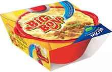 Пюре «Биг-Бон с тушеной говядиной в собственном соку» 110 гр.