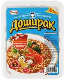 Лапша «Доширак со вкусом морепродуктов» 90 гр.