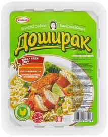 Лапша «Доширак со вкусом курицы» 90 гр.