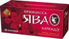 Чай пакетированный «Орими Ява каркаде» 25 пакетиков
