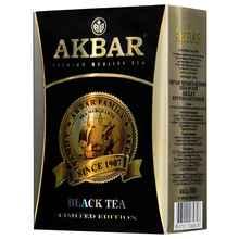 Чай листовой «Акбар Limited edition» 250 гр.