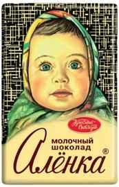 Шоколад «Аленка Молочный»