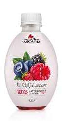 Лимонад «Аскания лесные ягоды»