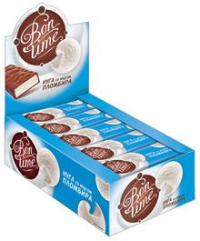 Шоколад в батончиках «Яшкино батончик БонТайм»