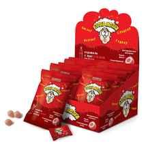 Карамель «Взрыв мозга со вкусом клубники» 15 гр.