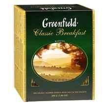 Чай пакетированный «Гринфилд Классик» 100 пакетиков