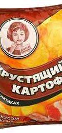 Чипсы «Хрустящий картофель бекон» 40 гр.