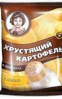 Чипсы «Хрустящий картофель соль» 40 гр.