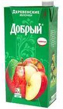 Сок «Яблоко красное»