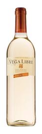 Вино белое полусладкое «Vega Libre» географического наименования