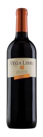 Вино красное полусладкое «Vega Libre» географического наименования