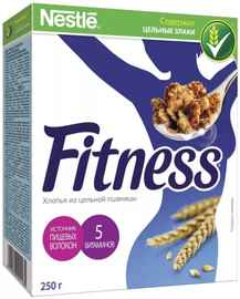 Хлопья «Фитнесс готовый завтрак» 250 гр.
