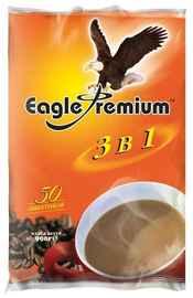Кофе растворимый «Игл премиум 3 в 1»