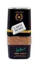 Кофе растворимый «Карт нуар стандартный в банке» 190 гр.