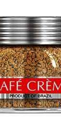 Кофе растворимый «Кафе Крем » 45 гр.