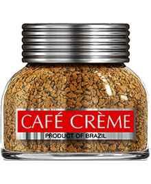 Кофе растворимый «Кафе Крем» 45 гр.