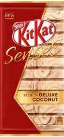 Шоколад «KitKat Senses Deluxe Coconut» 112 гр.