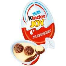 Шоколадное яйцо «Kinder Joy с игрушкой для мальчиков»