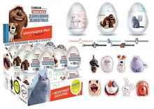 Шоколадное яйцо «Kinder сюрприз Тайная жизнь домашних животных»
