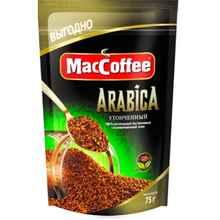 Кофе растворимый «Мак Кофе Арабика» 150 гр.
