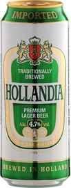 Пиво «Hollandia» в банке