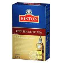 Чай листовой «Riston элитный английский черный листовой» 200 гр.