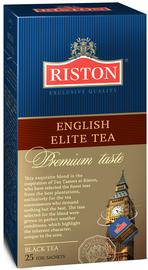 Чай пакетированный «Riston элитный английский черный» 25 пакетиков