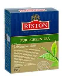 Чай листовой «Riston зеленый листовой» 100 гр.