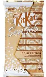 Шоколад «KitKat Senses Gold» 112 гр.