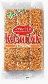 Козинак «Азовская кондитерская фабрика из кунжута» 150 гр.