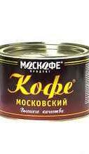 Кофе растворимый «Кофе московский порошковый» 100 гр.