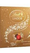 Конфеты «Линдор ассорти» 125 гр.