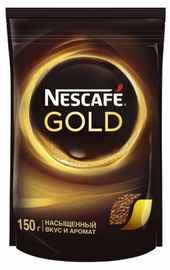 Кофе растворимый «Nescafe Gold» 150 гр.