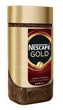Кофе растворимый «Nescafe Gold» 190 гр.
