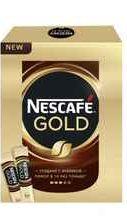Кофе растворимый «Кофе Nescafe Gold Растворимый Сублимированный Порционный» 2 гр.