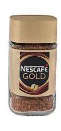 Кофе растворимый «Nescafe Gold» 95 гр.