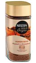 Кофе растворимый «Nescafe Gold Orgins Uganda-Kenya» 85 гр.